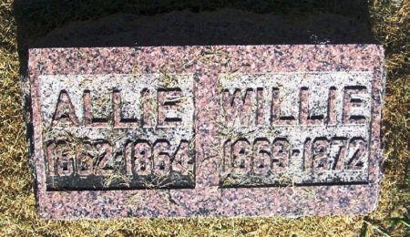 THOMAS, WILLIE - Winneshiek County, Iowa | WILLIE THOMAS