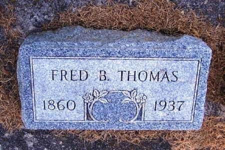 THOMAS, FRED B. - Winneshiek County, Iowa | FRED B. THOMAS