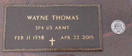 THOMAS, WAYNE - Winneshiek County, Iowa   WAYNE THOMAS