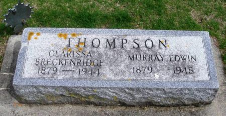 THOMPSON, CLARISSA - Winneshiek County, Iowa | CLARISSA THOMPSON