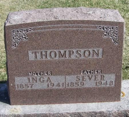 THOMPSON, SEVER - Winneshiek County, Iowa   SEVER THOMPSON