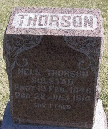 THORSON, NELS - Winneshiek County, Iowa | NELS THORSON