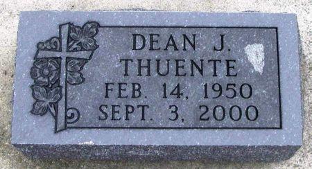 THUENTE, DEAN J. - Winneshiek County, Iowa | DEAN J. THUENTE