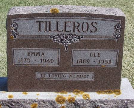 TILLEROS, EMMA - Winneshiek County, Iowa | EMMA TILLEROS