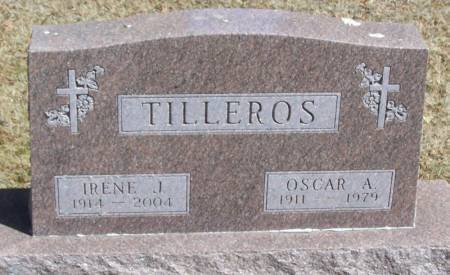 TILLEROS, IRENE J - Winneshiek County, Iowa | IRENE J TILLEROS