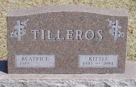 TILLEROS, KITTLE - Winneshiek County, Iowa | KITTLE TILLEROS