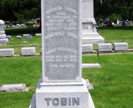 TOBIN, MARGARET - Winneshiek County, Iowa | MARGARET TOBIN