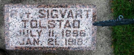 TOLSTAD, SIGVART PVT. - Winneshiek County, Iowa | SIGVART PVT. TOLSTAD