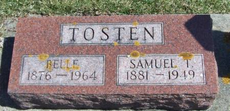TOSTEN, SAMUEL T - Winneshiek County, Iowa | SAMUEL T TOSTEN