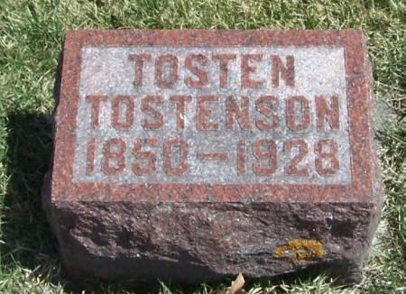 TOSTENSON, TOSTEN - Winneshiek County, Iowa | TOSTEN TOSTENSON