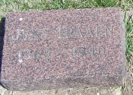 TRAAEN, JENS - Winneshiek County, Iowa | JENS TRAAEN