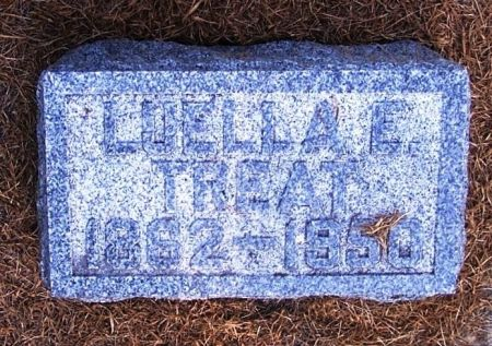 TREAT, LUELLA E. - Winneshiek County, Iowa | LUELLA E. TREAT