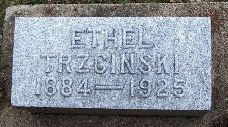 TRZCINSKI, ETHEL - Winneshiek County, Iowa | ETHEL TRZCINSKI
