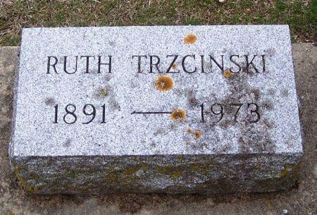 TRZCINSKI, RUTH - Winneshiek County, Iowa | RUTH TRZCINSKI