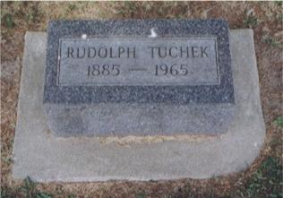 TUCHEK, RUDOLPH - Winneshiek County, Iowa | RUDOLPH TUCHEK