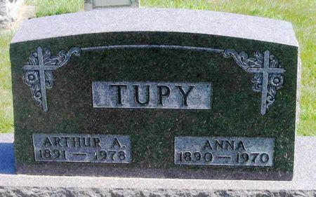 TUPY, ANNA - Winneshiek County, Iowa | ANNA TUPY