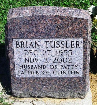TUSSLER, BRIAN - Winneshiek County, Iowa   BRIAN TUSSLER