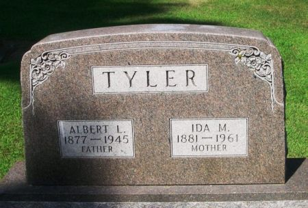 TYLER, IDA M. - Winneshiek County, Iowa | IDA M. TYLER