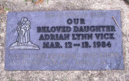 VICK, ADRIAN LYNN - Winneshiek County, Iowa | ADRIAN LYNN VICK
