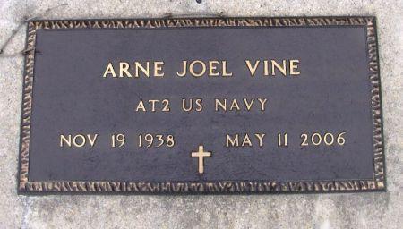 VINE, ARNE JOEL - Winneshiek County, Iowa | ARNE JOEL VINE
