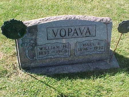 VOPAVA, MARY  R. - Winneshiek County, Iowa | MARY  R. VOPAVA