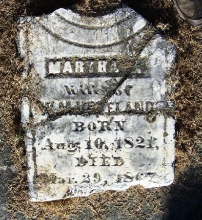 VREELAND, MARTHA A. - Winneshiek County, Iowa | MARTHA A. VREELAND