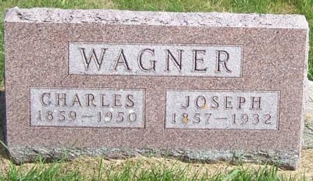 WAGNER, CHARLES - Winneshiek County, Iowa | CHARLES WAGNER