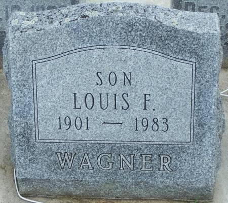 WAGNER, LOUIS F - Winneshiek County, Iowa | LOUIS F WAGNER