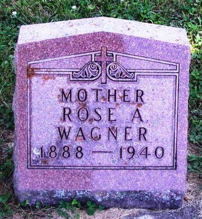 WAGNER, ROSE A. - Winneshiek County, Iowa | ROSE A. WAGNER
