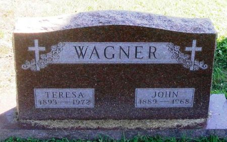 WAGNER, JOHN - Winneshiek County, Iowa | JOHN WAGNER