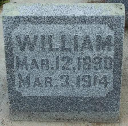 WAGNER, WILLIAM - Winneshiek County, Iowa | WILLIAM WAGNER