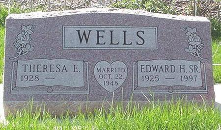 WELLS, EDWARD H. SR. - Winneshiek County, Iowa | EDWARD H. SR. WELLS