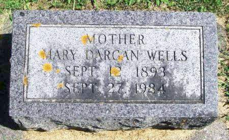 WELLS, MARY - Winneshiek County, Iowa | MARY WELLS