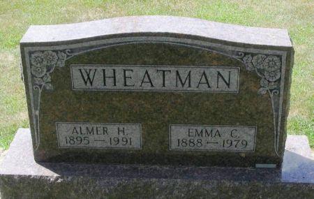 WHEATMAN, ALMER H. - Winneshiek County, Iowa | ALMER H. WHEATMAN