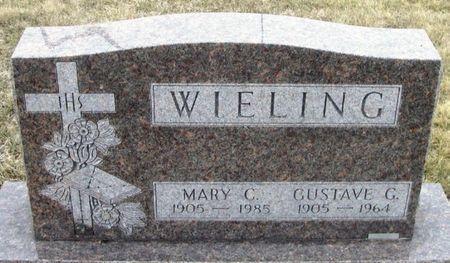 WIELING, MARY C. - Winneshiek County, Iowa | MARY C. WIELING