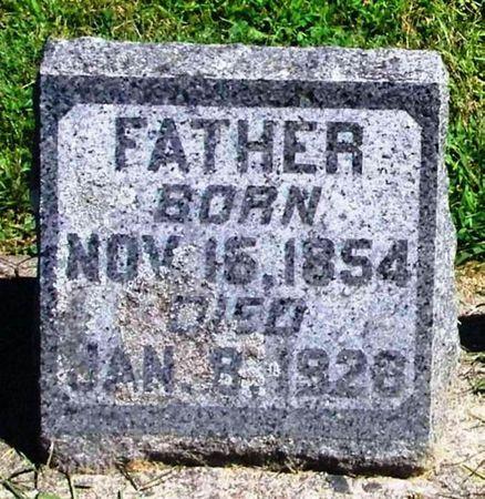 WIEST, FATHER - Winneshiek County, Iowa | FATHER WIEST