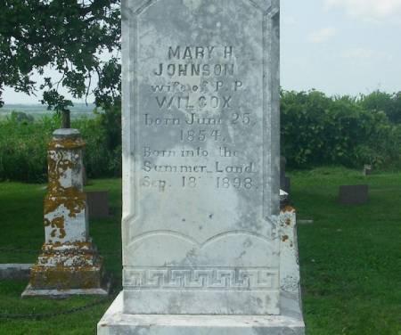 WILCOX, MARY H. - Winneshiek County, Iowa | MARY H. WILCOX