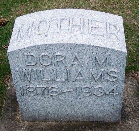 WILLIAMS, DORA M. - Winneshiek County, Iowa | DORA M. WILLIAMS