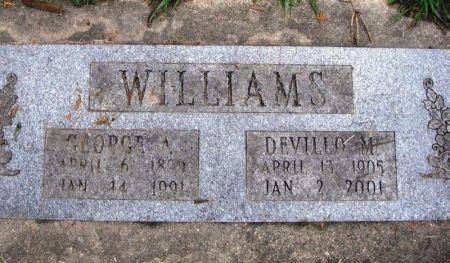 WILLIAMS, DEVILLO M. - Winneshiek County, Iowa   DEVILLO M. WILLIAMS
