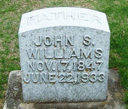 WILLIAMS, JOHN S. - Winneshiek County, Iowa | JOHN S. WILLIAMS