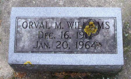 WILLIAMS, ORVAL M. - Winneshiek County, Iowa | ORVAL M. WILLIAMS