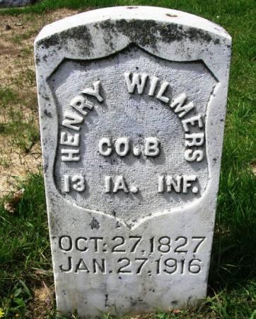 WILMERS, HENRY - Winneshiek County, Iowa | HENRY WILMERS