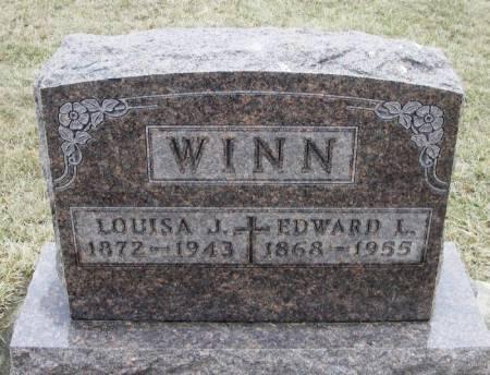 WINN, EDWARD L - Winneshiek County, Iowa | EDWARD L WINN