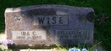 WISE, SYLVESTER S. - Winneshiek County, Iowa | SYLVESTER S. WISE