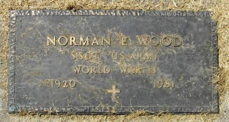 WOOD, NORMAN E. - Winneshiek County, Iowa | NORMAN E. WOOD