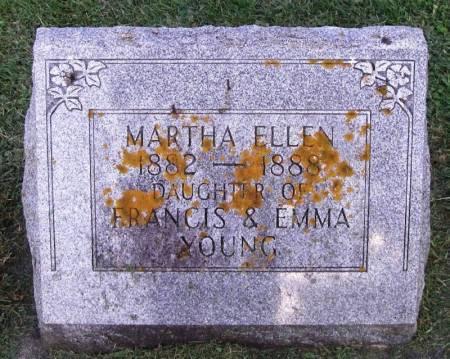 YOUNG, MARTHA ELLEN - Winneshiek County, Iowa | MARTHA ELLEN YOUNG