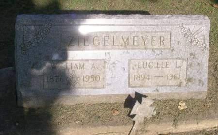 ZIEGELMEYER, LUCILLE L. - Winneshiek County, Iowa | LUCILLE L. ZIEGELMEYER