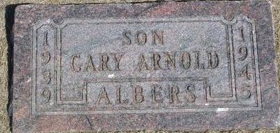 ALBERS, GARY ARNOLD - Woodbury County, Iowa | GARY ARNOLD ALBERS