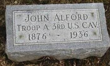 ALFORD, JOHN - Woodbury County, Iowa | JOHN ALFORD