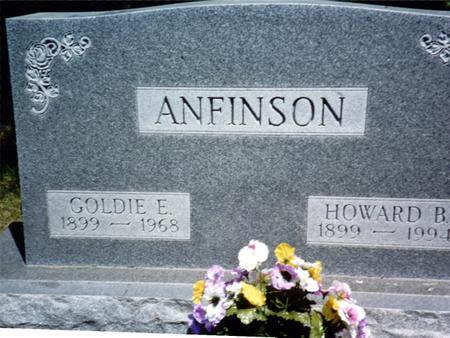 ANFINSON, HOWARD - Woodbury County, Iowa | HOWARD ANFINSON